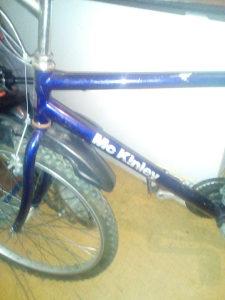 Prodajem biciklo ispravan sve moze zamjena za sve