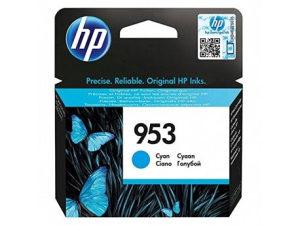 HP 953 CYAN Ink Cartridge / HP Ketridž 953 CYAN NOV