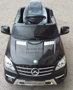 Auto autic na akumulator sa daljinskim Mercedes ML 350