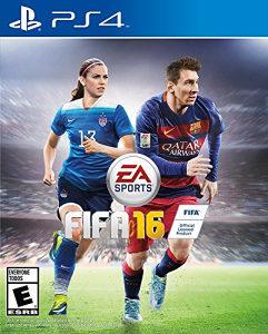FIFA 16 Playstation 4