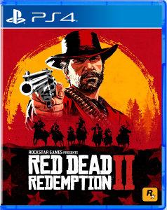 RED DEAD REDEMPTION 2 PS4 DIGITALNA IGRA-NA STANJU