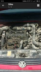 Motor 1.9 tdi 66 kw