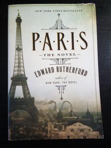 Edward Rutherfurd (Edvard Raderfurd) Paris (Pariz)