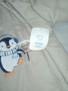 Skafander za bebu