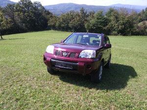 Nissan X-Trail 2.2dci 100 kw. 4x4