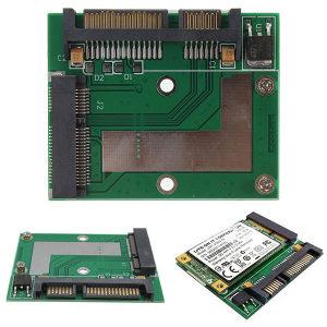 """mSATA SSD HDD ADAPTER To 2.5"""" SATA 6.0 Gps"""