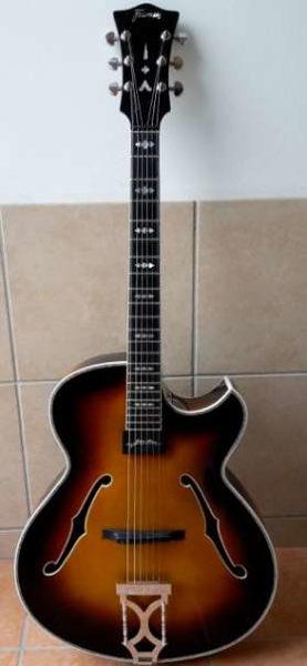 Framus AZ 10 Jazz Gitara