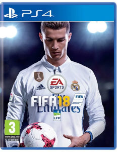 FIFA 2018  PS4     061 171 165