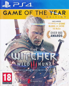 Witcher 3 Game of the year EDITION PS4 DIGITALNA IGRA