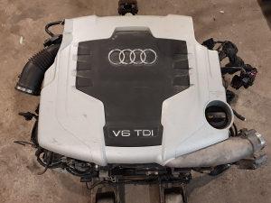 Audi a4 a5 a6 motor 3.0 TDI 176 kw 170.480 km!