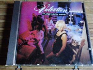 Transvision Vamp – Velveteen cd