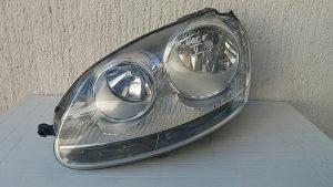 VW golf 5 lijevi far