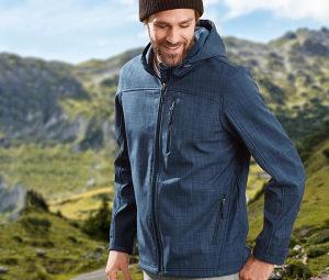 Softshell muška jakna Tchibo M,L,XL,XXL