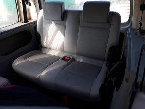 Treci red sjedista (sjediste) za VW Caddy kedi sa 7 sje