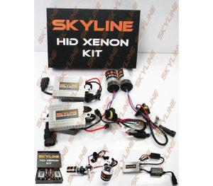 H7 Xenon set 6000K Skyline Canbus GARANCIJA