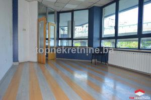 Kancelarijski prostori različite površine, Ciglane
