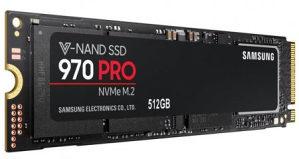 SAMSUNG 500GB 970 Pro Novo!!!