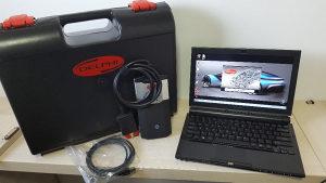Delphi dijagnostika 2018 Made in UK + Laptop Sony