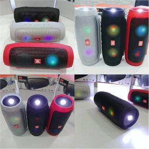 Bluetooth zvucnik sa led svjetlima