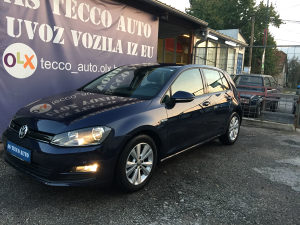 GOLF 7 1,6 CR 81 KW 2013 HIGHLINE