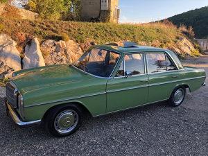 Mercedes-Benz w115 Minika 220 moze zamjena