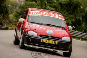 Opel Corsa.. auto za trke.. 1,4