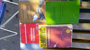 Knjige za Fakultet