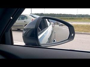 audi a3 2012- staklo, ogledalo retrovizora sa grijacem
