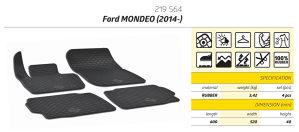 Gumene patosnice Ford Mondeo 2014-2018