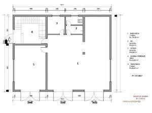 Poslovni prostor u Žepču, 123 m2