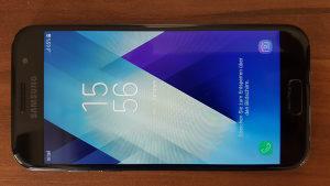 Samsung Galaxy A3 2017, 16GB, crni, garancija