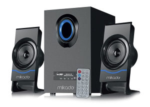 Bluetooth Zvučnik MD-1700BT 2 1