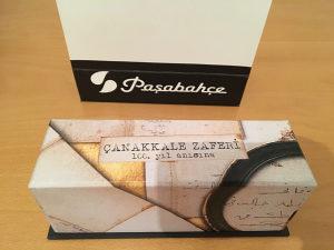 Naliv pero - Set za kaligrafiju jubilarni Canakkale