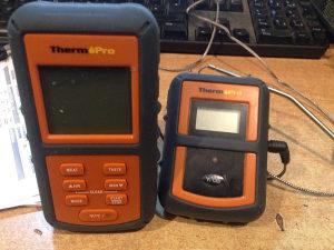 Therm pro wireless termometar
