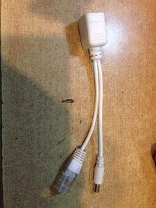 POE IP adapter za kamere