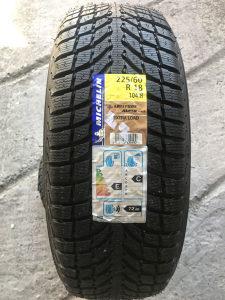 Michelin 225/60-18 novo