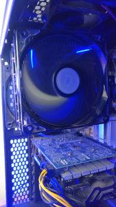 Cpu cooler master hyper t4 + 140mm cooler master fan