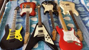 Elektricne gitare