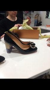 Cipele dizajnerske (Baldinini) velicina 38  nove