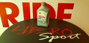 Shell Helix HX8 5W-40
