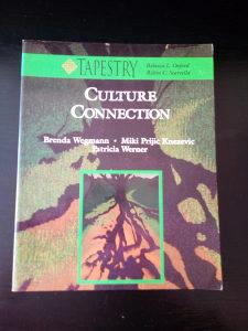 Culture Connection Brenda Wegman Miki P. Knezević..