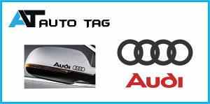 Stikeri i auto naljepnice/naljepnica za AUDI-retrovizor
