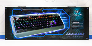 Mehanička Gaming Tastatura Aula Assault
