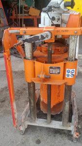 mašina za bušenje betona
