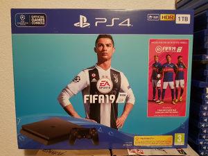 Playstation 4 slim ps4 1000gb garancija