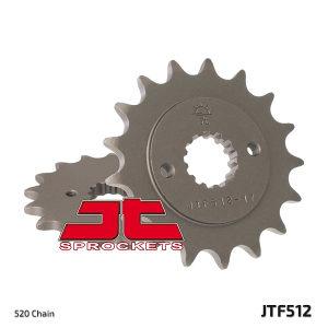 Lancanik JTF512.17 Kawasaki ER-5 Twister KLE/ 500