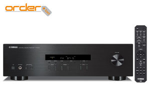 Pojačalo stereo HiFi Yamaha (crno) A-S201BL