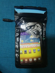 Samsung galaxy note Vodootorporna torbica