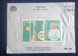 PANAMA KOSMOS /nežigosano/