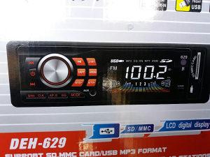 Radio usb- mp3 stic za kamion 24 v